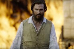 'The Free State of Jones' Trailer Starring Matthew McConaughey