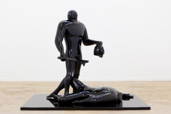 'The Judgement' by Cleon Peterson @ +1gallery