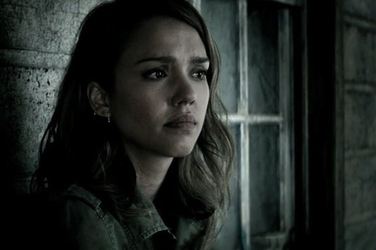 'The Veil' Official Trailer Starring Thomas Jane and Jessica Alba