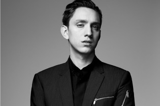 The xx's Oliver Sim Fronts Dior Homme 2016 Spring/Summer Campaign
