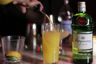 Theophilus London and Tanqueray Deliver a Crash Course in Mixology