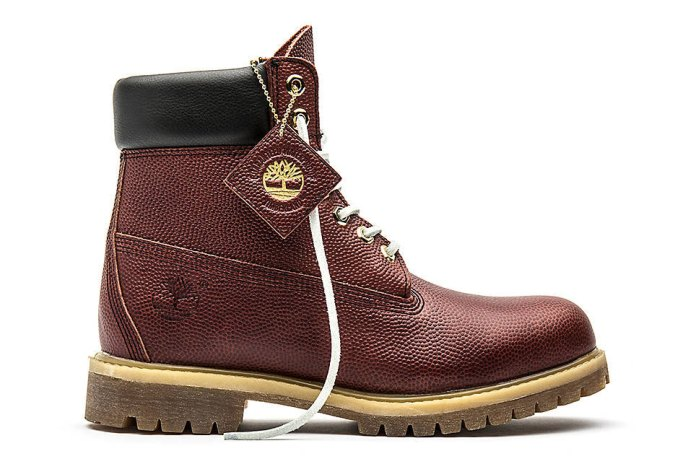 Timberland Introduces Horween Leather Boots Fit for the Super Bowl