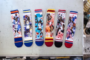 Pen & Paper: Stance Hoops Enlists Todd Francis for the NBA Legends Collection