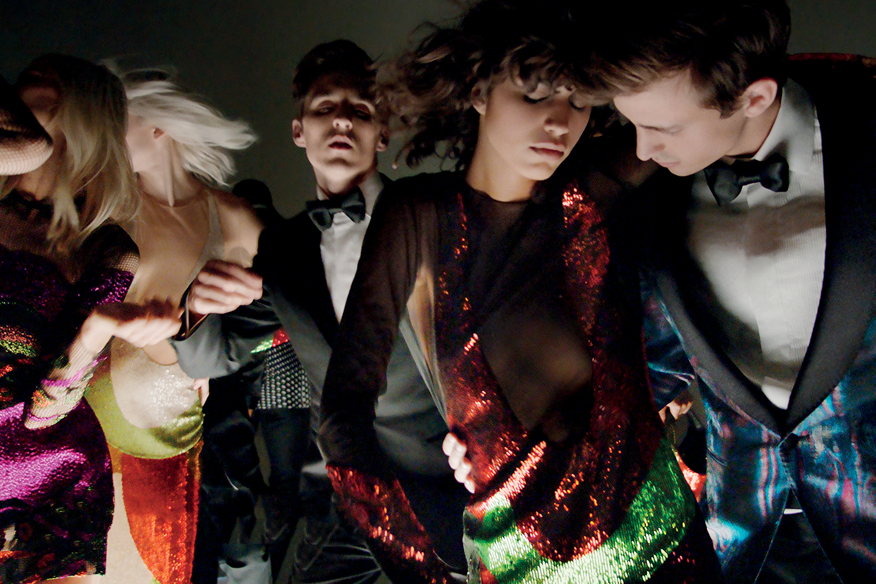 Tom Ford Reveals 2016 Spring Campaign Shot by Nick Knight
