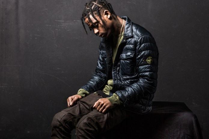Travi$ Scott Has a Diamond Supply Co. Collaboration in the Works
