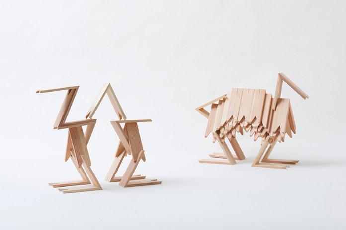 Renowned Architect Kengo Kuma Designs a Modern Alternative to LEGO