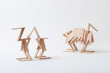 Renowned Architect Kengo Kuma Designs a Modern Alternative to LEGO
