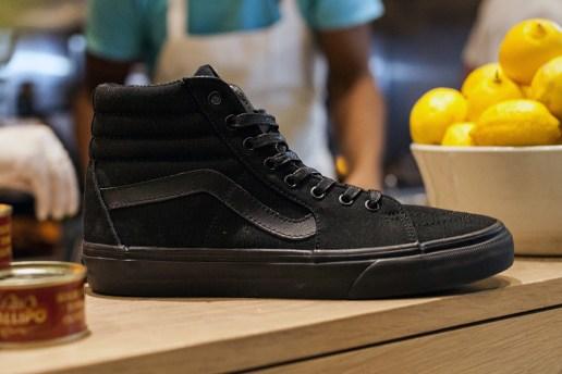 LA Restaurant Jon & Vinny's on Why Chefs Need Some Sneaker Heat Too