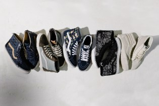 Vans Sk8-Hi 2016 Spring/Summer Collection Preview