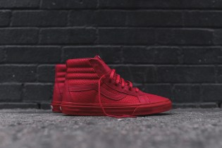 The Vans Sk8-Hi Gets a Cold-Blooded Revamp