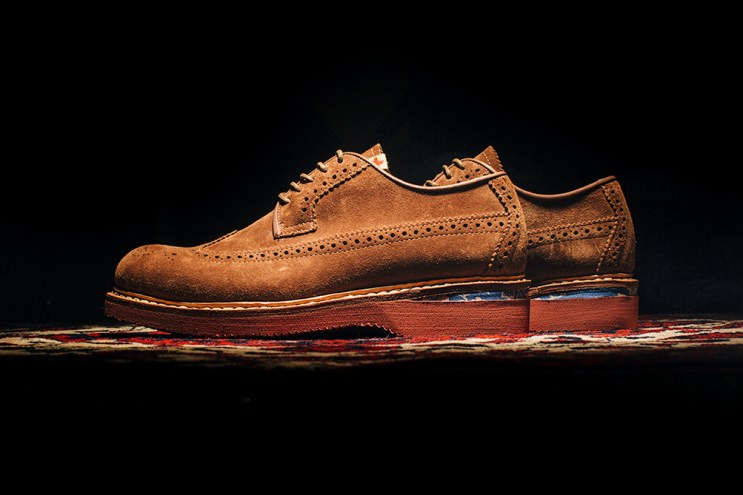 visvim Brings Back the PATRICIAN WT-FOLK