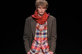 Vivienne Westwood Urges Political Action With Her 2016 Fall/Winter Collection