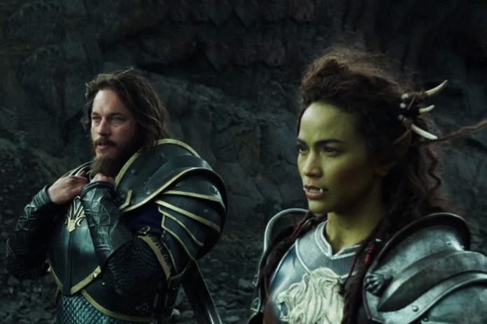 New 'Warcraft' Official TV Spot Is an Explosion of Human and Orc Conflict