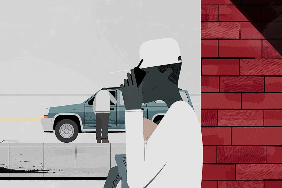 Watch This Brilliant Animation of 'The Wire'