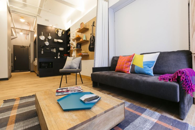 From Coworking Spaces to Co-Living, WeWork Introduces WeLive