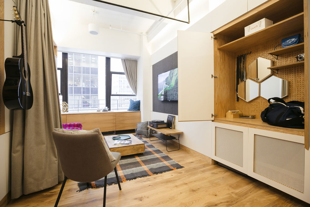 Wework Introduces Welive Co Living Space Hypebeast