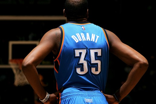 What About Kevin Durant?: He's Having Arguably His Best Season Yet and No One Is Talking About It