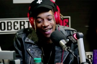 "Wiz Khalifa Turns Adele's ""Hello"" Into a Stoner Anthem"