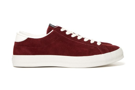 WTAPS Updates a Classic Court Shoe With Premium Cow Suede