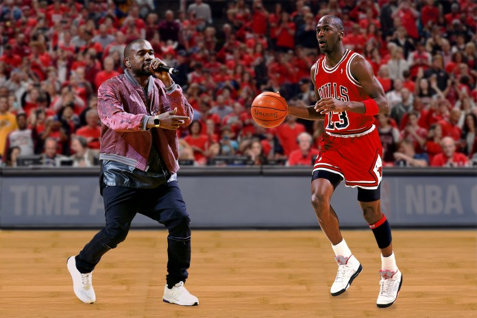 """""""Facts"""" and Fiction - Comparing Jumpman '85 to Yeezy '15"""