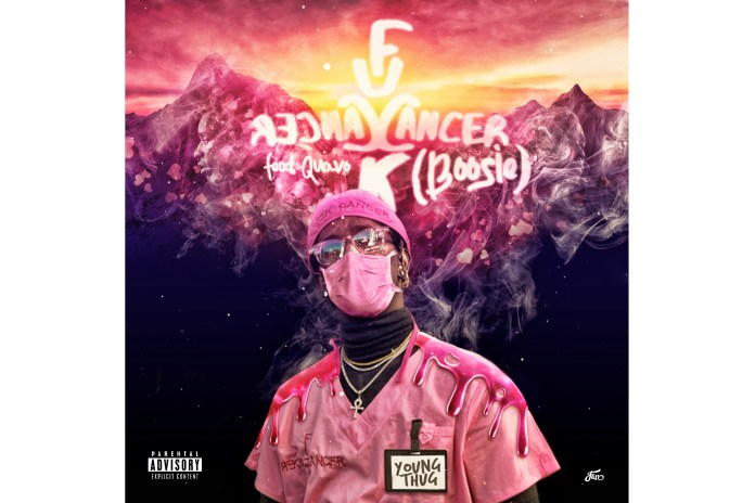 "Young Thug Voices His Thoughts on Cancer With New Track ""F Cancer"" Featuring Quavo"