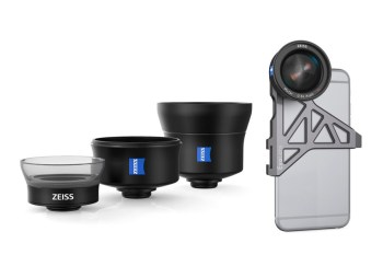 Zeiss Introduces External Lenses for Your iPhone Camera