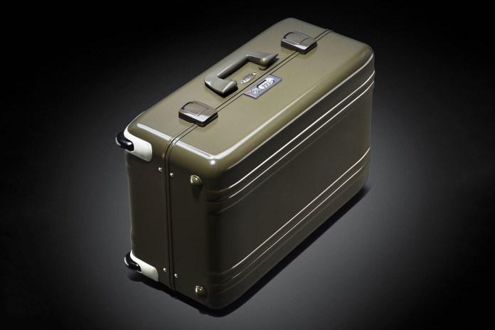 Zero Halliburton Limited-Edition Vintage Suitcase