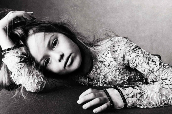 10-Year-Old Kristina Pimenova Lands Multiple Modelling Contracts