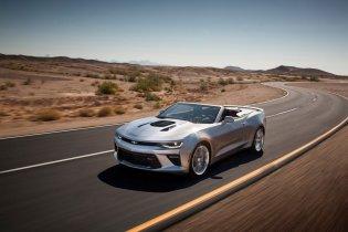 Callaway's 2016 Chevrolet Camaro SC610 Boasts 610 Horsepower
