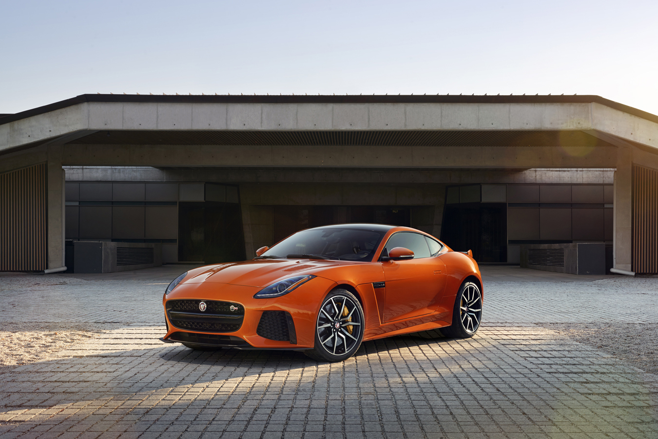 The 2017 F-Type SVR is the Fastest Jag to Date
