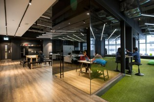 9GAG's Hong Kong Office Brings The Outside In