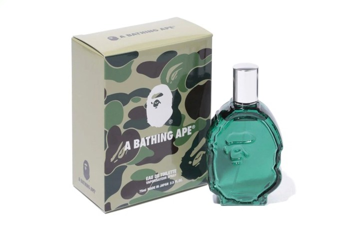 A Bathing Ape Is Launching Its Own Fragrance