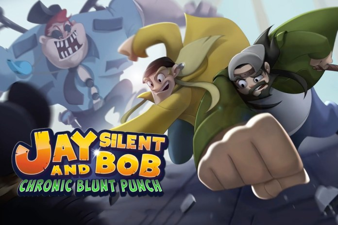 A Jay and Silent Bob Video Game Is In the Works