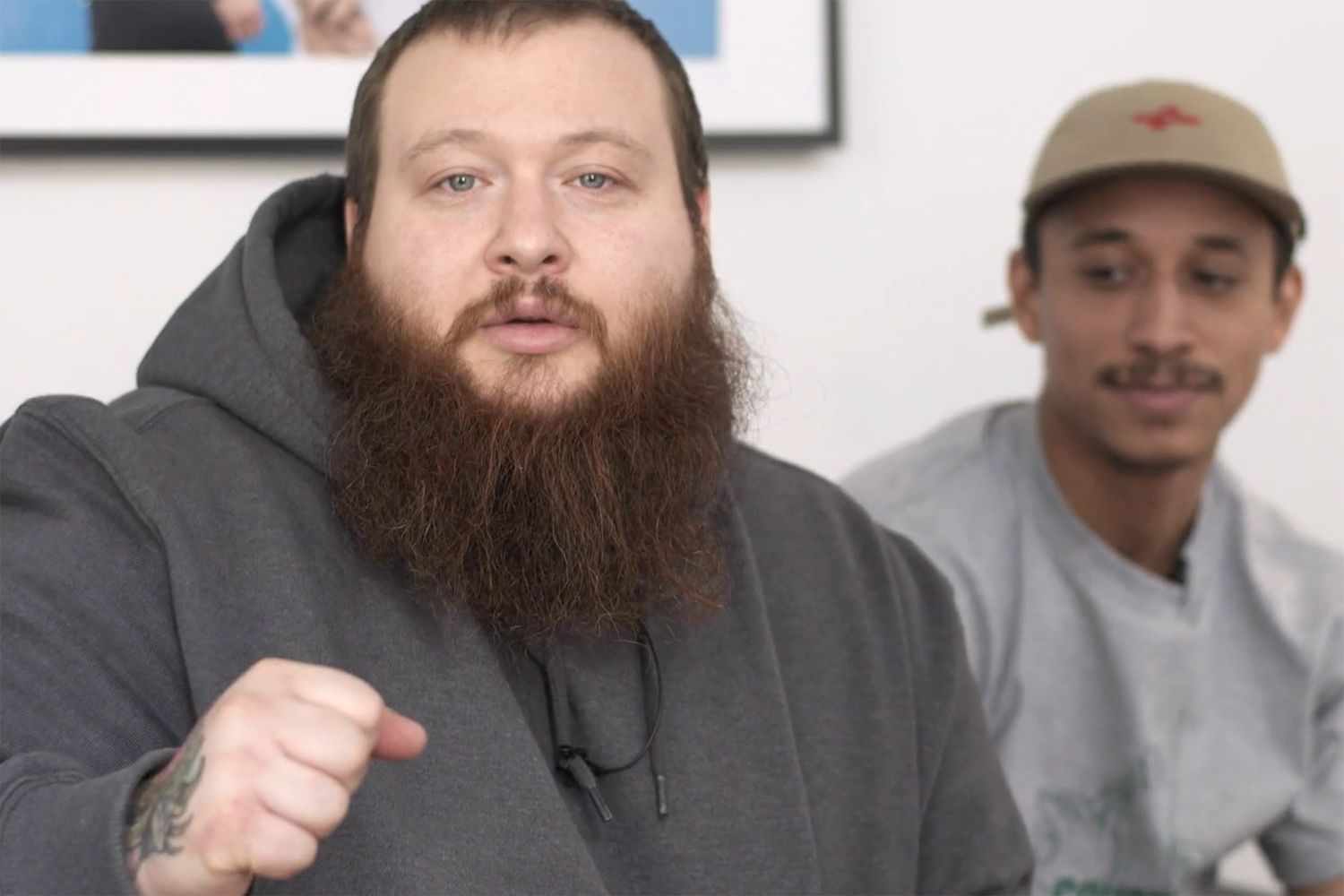 Action Bronson Crashes HYPEBEAST to Play 'Tom Clancy's The Division'