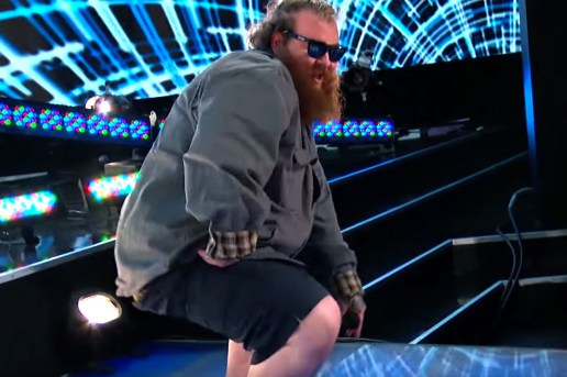 Action Bronson Shows off His Dancing Feet on the Honda Stage at REVOLT