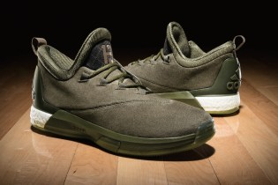 "adidas Will Release James Harden's Crazylight Boost 2.5 ""Cargo"""