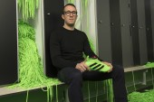 Meet The Man Behind adidas' Laceless Football Boot