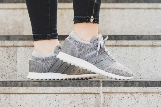 "The adidas Los Angeles WMNS ""Light Granite"" Stays Cozy for Spring"