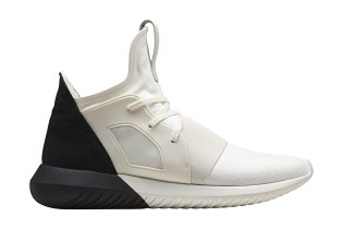 adidas Decorates the Tubular Defiant With Bold Contrasts