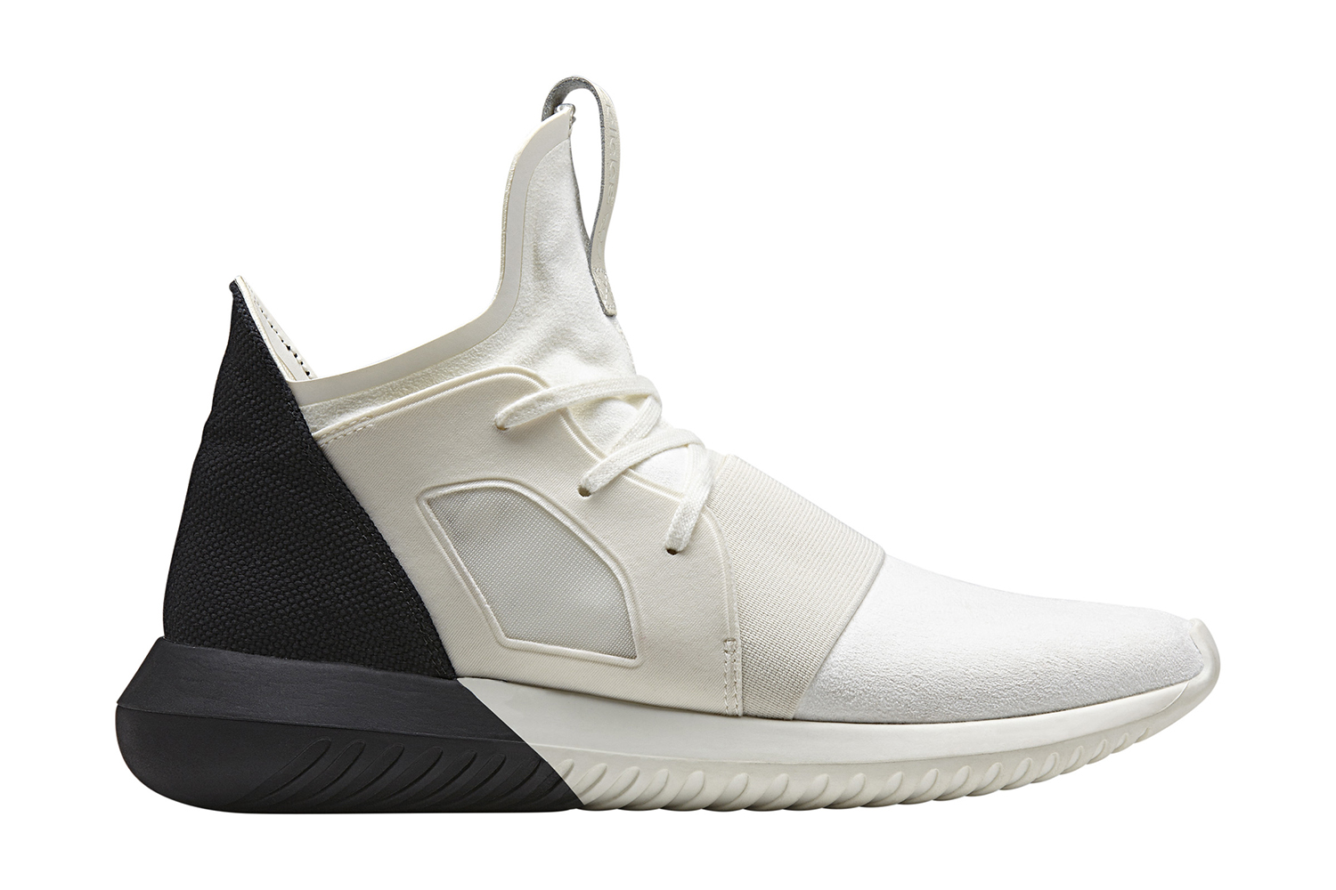 Adidas Tubular Defiant Black And White