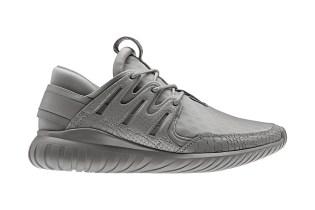"adidas Unveils the ""Luxe Textile"" Pack's Tubular Nova"
