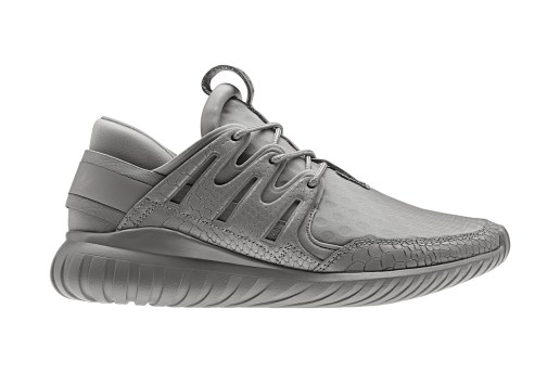 "adidas Unveils the ""Luxe Textile"" Pack's Tubular Nova"