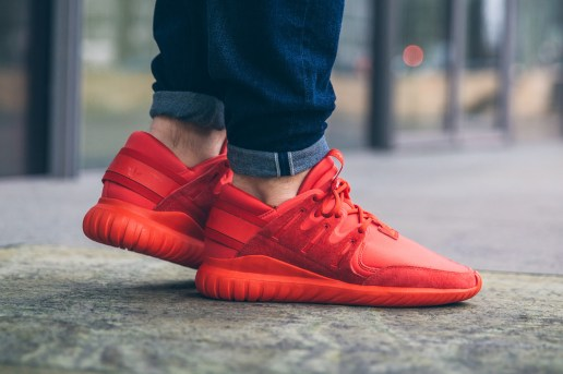 adidas Gives the Tubular Nova an All-Red Makeover
