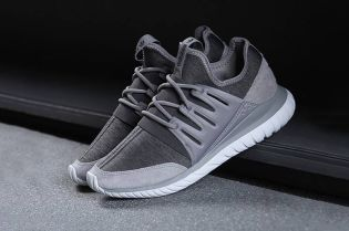 "adidas Originals Tubular Radial ""Fleece"""