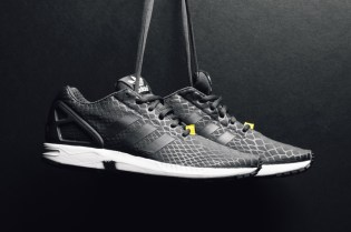 "adidas Originals ZX Flux Techfit ""Shadow Black"""