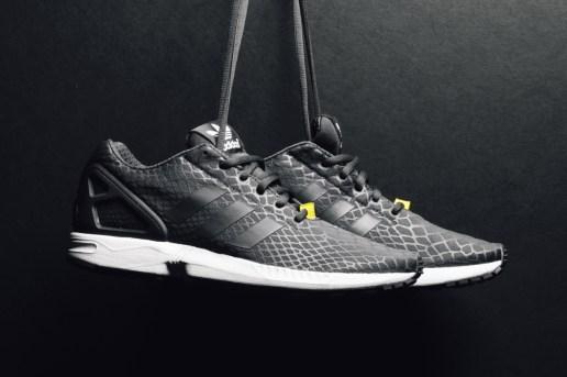 "adidas Originals ZX Flux Techfit ""Shadow Black"""