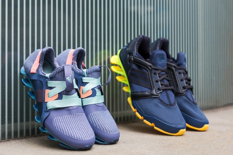 adidas' Springblade Returns in New Colorways for Spring/Summer