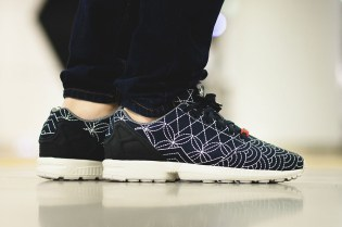"This ""Night Navy"" adidas ZX Flux Takes Things in a Different Direction"
