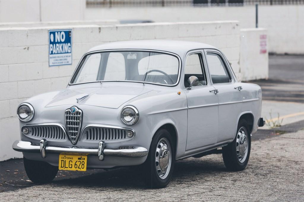 Afshin Behnia Petrolicious Alfa Romeo Restoration