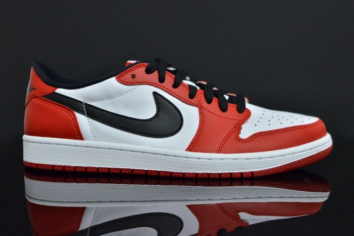 "Air Jordan 1 Low OG ""Chicago"" to Return During All-Star Weekend"